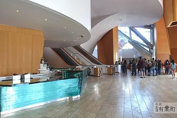 美西洛杉磯旅行景點推薦 華特迪士尼音樂廳 _DSC03353.JPG
