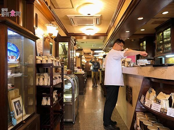 大阪咖啡廳推薦 丸福咖啡店 復古咖啡店 早餐 近心齋橋道頓堀-1110634.jpg