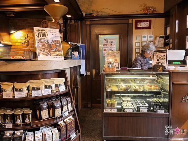 大阪咖啡廳推薦 丸福咖啡店 復古咖啡店 早餐 近心齋橋道頓堀-1110633.jpg