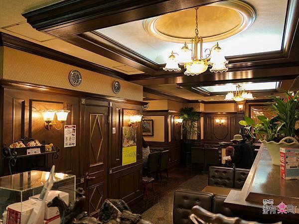 大阪咖啡廳推薦 丸福咖啡店 復古咖啡店 早餐 近心齋橋道頓堀-1110635.jpg