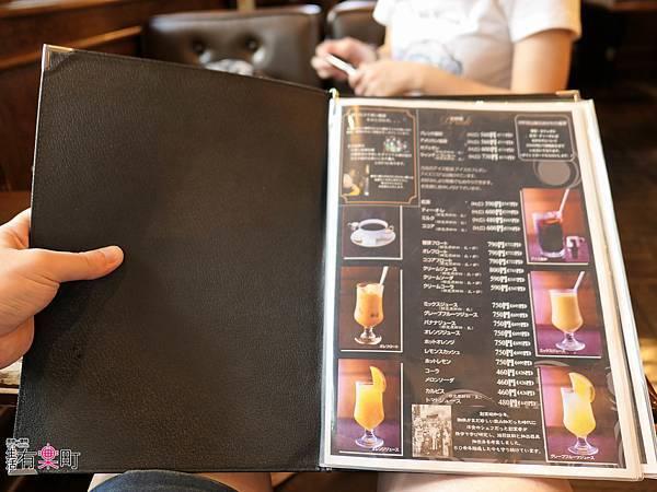 大阪咖啡廳推薦 丸福咖啡店 復古咖啡店 早餐 近心齋橋道頓堀-1110627.jpg