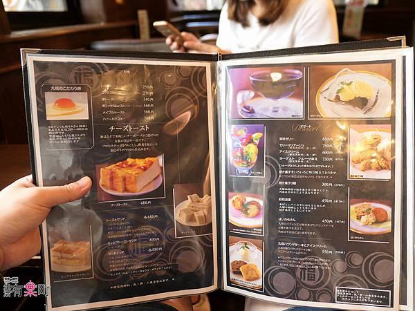 大阪咖啡廳推薦 丸福咖啡店 復古咖啡店 早餐 近心齋橋道頓堀-1110628.jpg