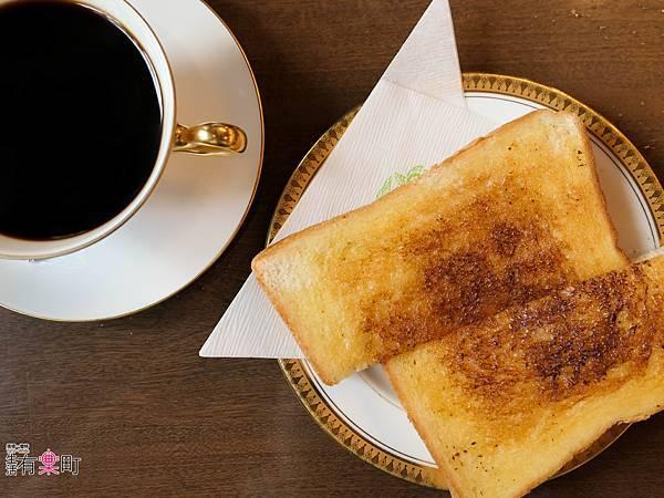大阪咖啡廳推薦 丸福咖啡店 復古咖啡店 早餐 近心齋橋道頓堀-1110626.jpg