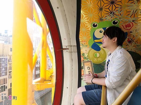 日本大阪景點 道頓堀唐吉軻德摩天輪 心齋橋地標 惠比壽塔-1110663.jpg