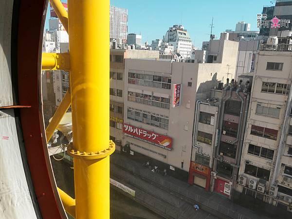 日本大阪景點 道頓堀唐吉軻德摩天輪 心齋橋地標 惠比壽塔-1110656.jpg