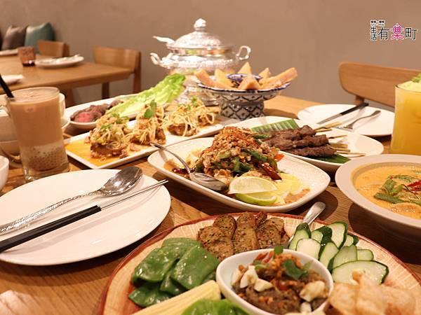 桃園美食 饗泰多Siam More 泰式風格餐廳 統領百貨餐廳聚餐推薦-1181.jpg
