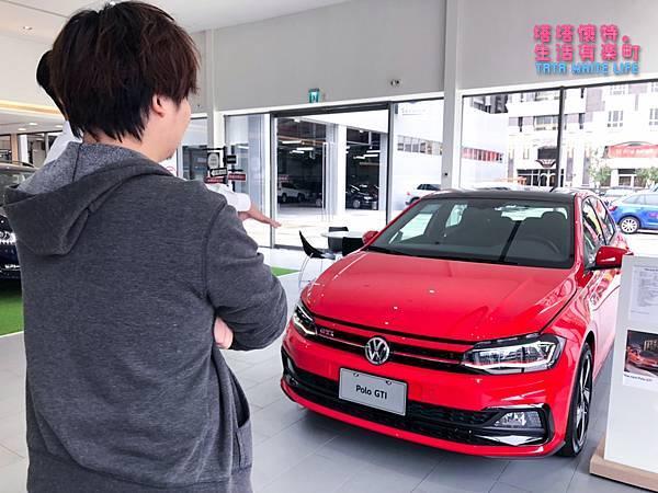 【塔塔懷特。趣逛逛】福斯Volkswagen The new Polo:2018全新改款勁化登場,beats聯名版、GTI特仕版打破你對小車的想像;誰說小車不能一鳴驚人?人生第一台車就選把安全當標配的歐洲車吧!-0037.jpg