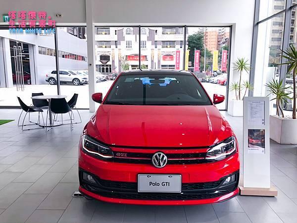 【塔塔懷特。趣逛逛】福斯Volkswagen The new Polo:2018全新改款勁化登場,beats聯名版、GTI特仕版打破你對小車的想像;誰說小車不能一鳴驚人?人生第一台車就選把安全當標配的歐洲車吧!-0021.jpg