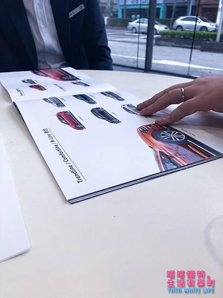 【塔塔懷特。趣逛逛】福斯Volkswagen The new Polo:2018全新改款勁化登場,beats聯名版、GTI特仕版打破你對小車的想像;誰說小車不能一鳴驚人?人生第一台車就選把安全當標配的歐洲車吧!-0013.jpg