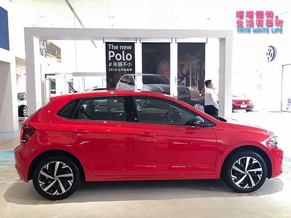 【塔塔懷特。趣逛逛】福斯Volkswagen The new Polo:2018全新改款勁化登場,beats聯名版、GTI特仕版打破你對小車的想像;誰說小車不能一鳴驚人?人生第一台車就選把安全當標配的歐洲車吧!-0024.jpg