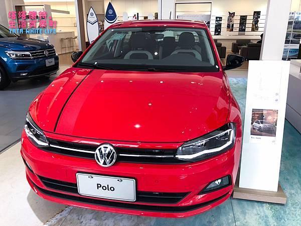 【塔塔懷特。趣逛逛】福斯Volkswagen The new Polo:2018全新改款勁化登場,beats聯名版、GTI特仕版打破你對小車的想像;誰說小車不能一鳴驚人?人生第一台車就選把安全當標配的歐洲車吧!-0023.jpg
