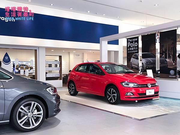 【塔塔懷特。趣逛逛】福斯Volkswagen The new Polo:2018全新改款勁化登場,beats聯名版、GTI特仕版打破你對小車的想像;誰說小車不能一鳴驚人?人生第一台車就選把安全當標配的歐洲車吧!-0020.jpg