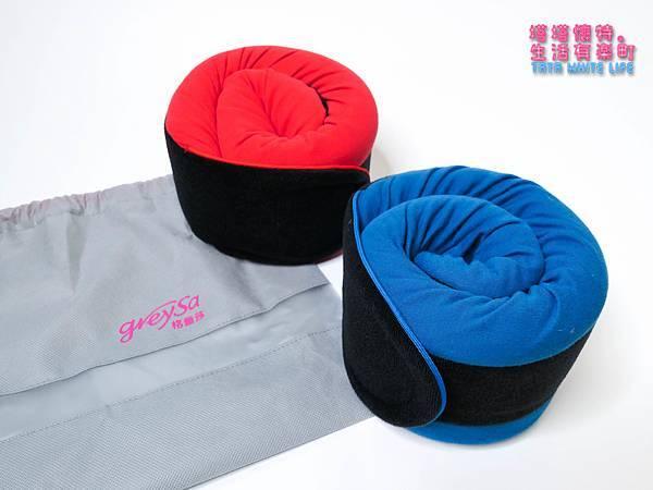 GreySa格蕾莎旅行頸枕推薦,巴士飛機必備使用心得分享,全家福旅行頸枕 (3 - 9).jpg