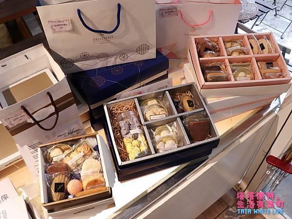 桃園蛋糕推薦,Nakano甜點沙龍,下午茶套餐美食分享,桃園藝文特區 (4 - 18).jpg