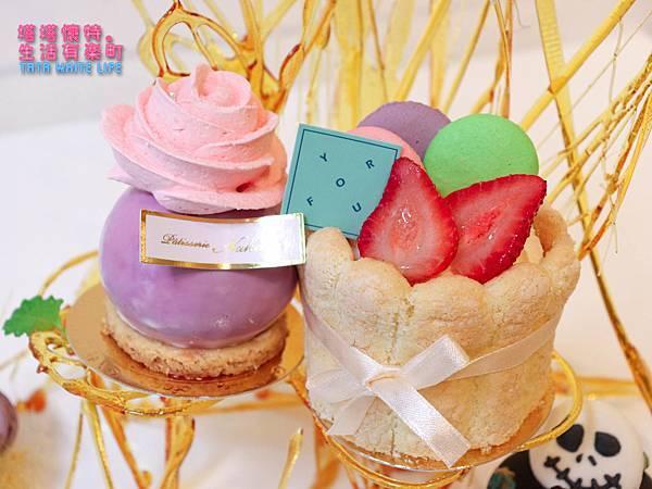 桃園蛋糕推薦,Nakano甜點沙龍,下午茶套餐美食分享,桃園藝文特區 (2 - 4).jpg