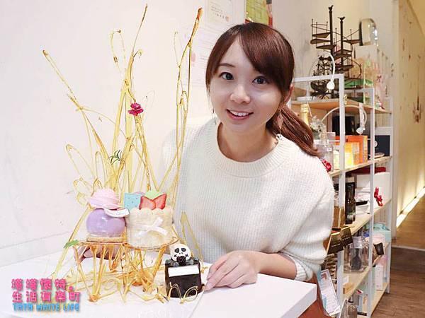 桃園蛋糕推薦,Nakano甜點沙龍,下午茶套餐美食分享,近桃園藝文特區 (18 - 18).jpg