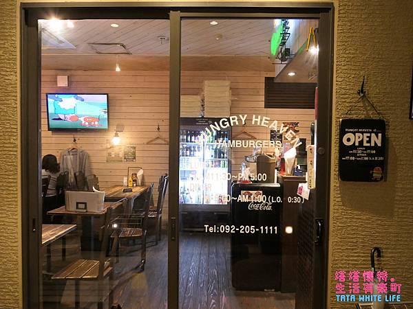 日本九州福岡美食推薦,Hungry Heaven漢堡名店,菜單價格分享-1120048.jpg