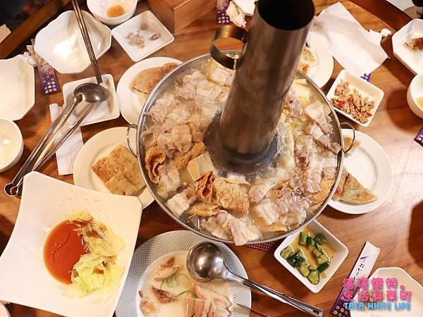 新竹美食推薦,家庭聚餐餐廳分享,老瀋陽酸菜白肉鍋,多人套餐菜單價格介紹-3418.jpg