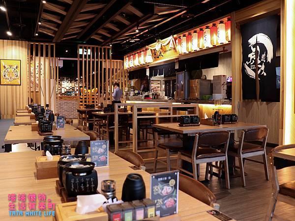 台北Att 4 FUN信義區美食推薦,虎次炸牛排、日式燒肉,來自日本的美食-3293.jpg