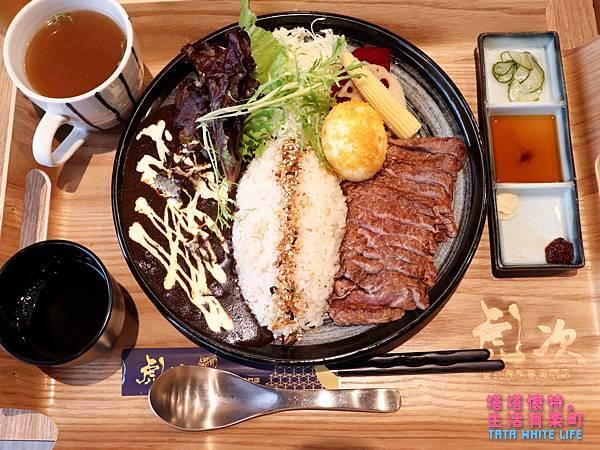 台北Att 4 FUN信義區美食推薦,虎次炸牛排、日式燒肉,來自日本的美食-3304.jpg