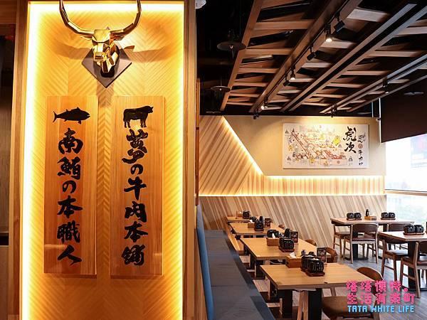 台北Att 4 FUN信義區美食推薦,虎次炸牛排、日式燒肉,來自日本的美食-3294.jpg