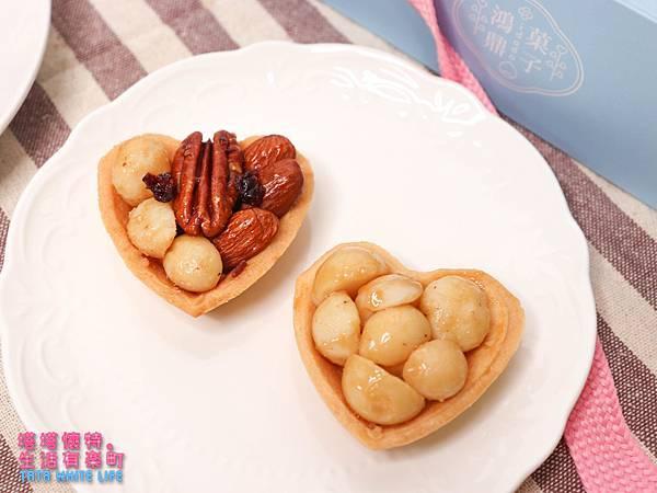 彌月禮盒推薦,鴻鼎菓子彌月堅果塔,手工餅乾曲奇餅,媽媽手冊試吃方案介紹-4884.jpg