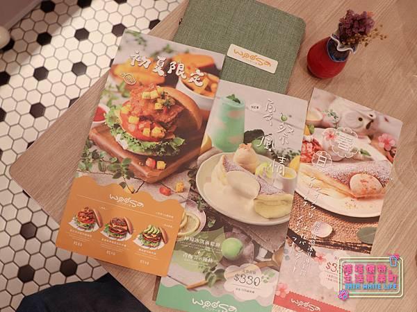 台北京站、桃園美食推薦,新光三越店,屋沙鬆餅下午茶,菜單價格分享-5657.jpg