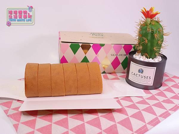 糖村彌月蛋糕推薦,桃園台茂店,價格DM,哈尼捲蜂蜜蛋糕,塔塔懷特懷孕日記-5765.jpg