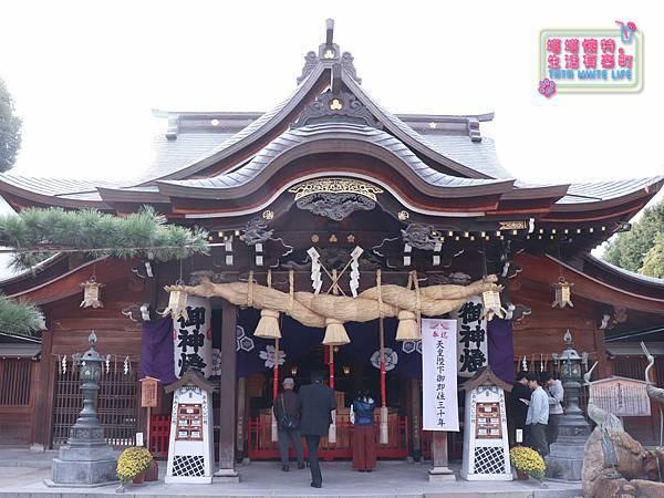 日本九州自助旅行,博多福岡市區景點推薦,櫛田神社參觀、川端商店街-1406.jpg