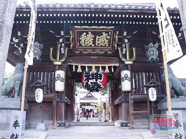 日本九州自助旅行,博多福岡市區景點推薦,櫛田神社參觀、川端商店街-1397.jpg