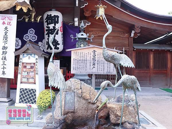 日本九州自助旅行,博多福岡市區景點推薦,櫛田神社參觀、川端商店街-1404.jpg