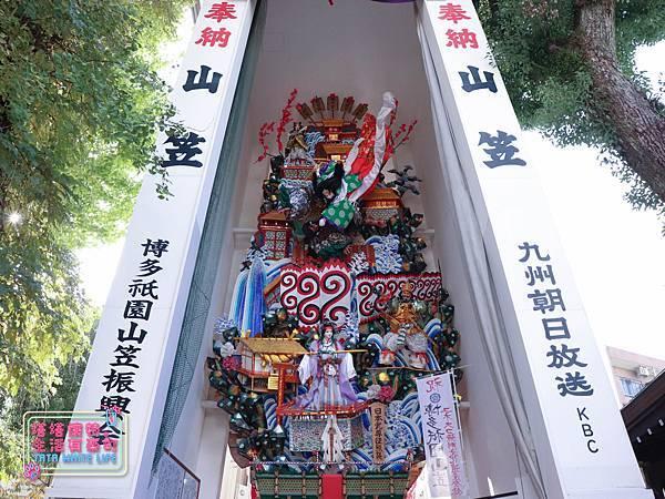 日本九州自助旅行,博多福岡市區景點推薦,櫛田神社參觀、川端商店街-1395.jpg