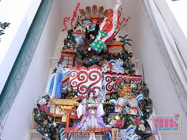 日本九州自助旅行,博多福岡市區景點推薦,櫛田神社參觀、川端商店街-1396.jpg
