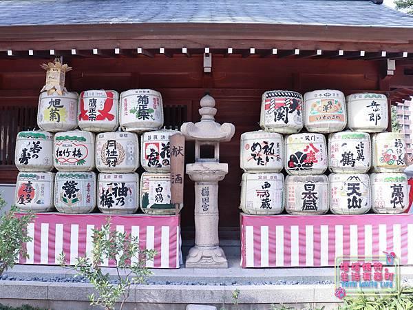 日本九州自助旅行,博多福岡市區景點推薦,櫛田神社參觀、川端商店街-1410.jpg