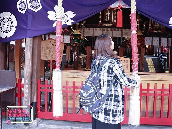 日本九州自助旅行,博多福岡市區景點推薦,櫛田神社參觀、川端商店街-1408.jpg
