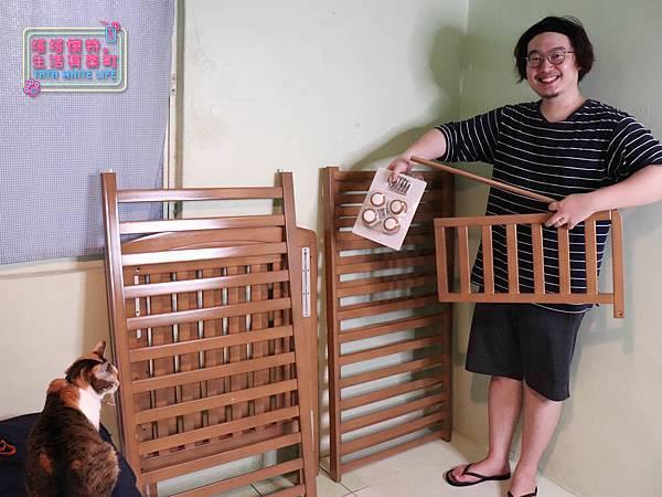 【塔塔懷特育兒好物】童心多功能成長嬰兒床:林萌之的第一張床!為寶寶挑選個舒適的好床!嬰兒床、坐臥床、沙發床三合一,可以從新生兒睡到四歲喔~奧斯卡大床使用心得分享-5941.jpg