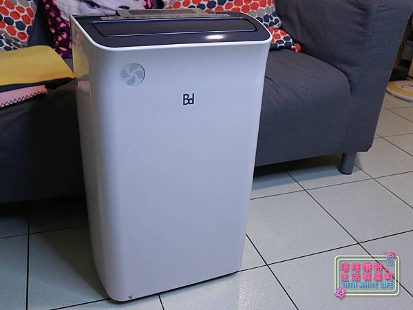 【家電開箱】BD冰點除濕機:台灣製造14公升節能清淨除濕機,低功率節能省電環保;一機多用超方便,居家必備家電分享-7577.jpg