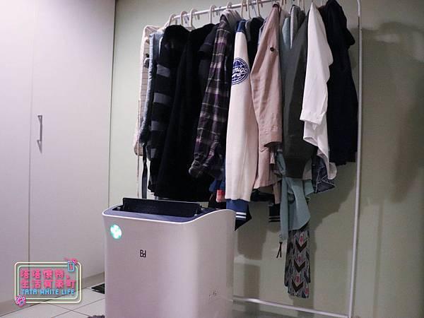 【家電開箱】BD冰點除濕機:台灣製造14公升節能清淨除濕機,低功率節能省電環保;一機多用超方便,居家必備家電分享-7588.jpg