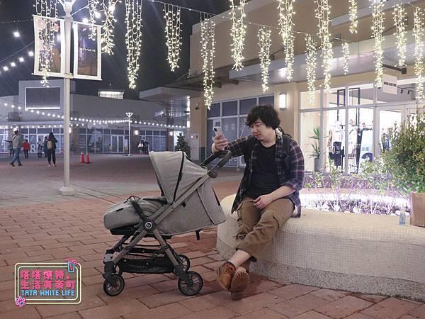 【塔塔懷特育兒好物】Zooper Jazz2嬰兒車開箱與心得分享:林萌之的第一台嬰兒車!嬰兒就可以開始用的 Zooper Jazz,可平躺、可折疊、可登機、輕便旅行用,全能小戰車推薦!-7260.jpg