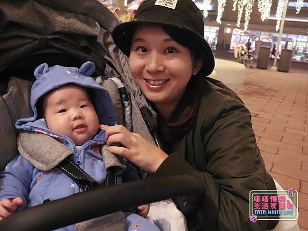 【塔塔懷特育兒好物】Zooper Jazz2嬰兒車開箱與心得分享:林萌之的第一台嬰兒車!嬰兒就可以開始用的 Zooper Jazz,可平躺、可折疊、可登機、輕便旅行用,全能小戰車推薦!-7254.jpg