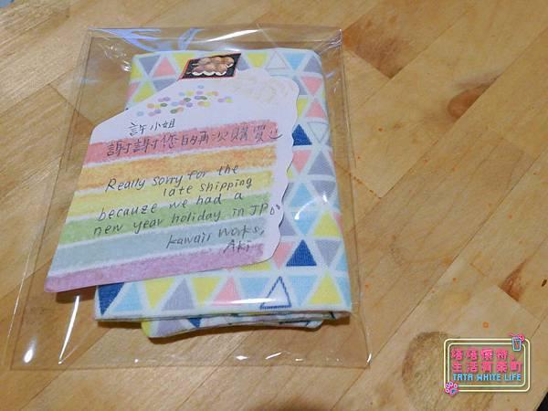 【塔塔懷特育兒好物】日本kawaii work手作八層紗圍兜:口水寶寶必備,吸水力強,雙面都可戴的日系時尚圍兜,我們在PINKOI上買的喔~-1120444.jpg