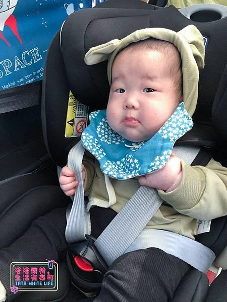 【塔塔懷特育兒好物】日本kawaii work手作八層紗圍兜:口水寶寶必備,吸水力強,雙面都可戴的日系時尚圍兜,我們在PINKOI上買的喔~-.jpg