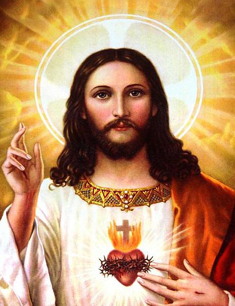 耶穌頭上的光環