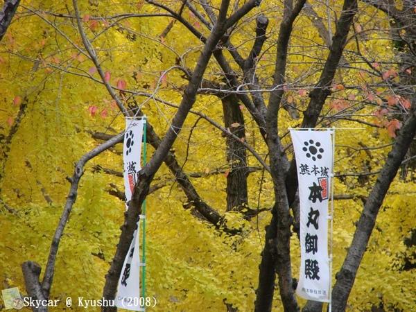 熊本城週邊