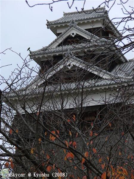 熊本城側門