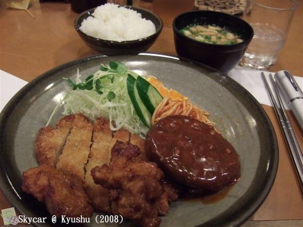 阪神百貨美食街午飯-9