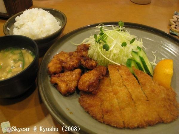 阪神百貨美食街午飯-15