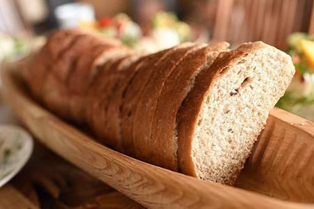 女主人親手做的麵包
