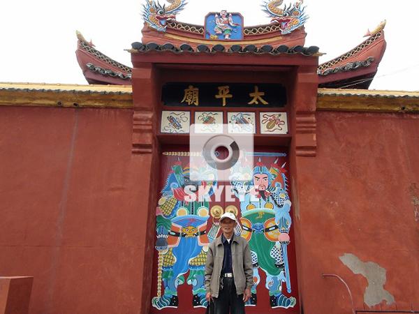 在長涂島遇見太平廟祂跟太平輪有什麼關係咧