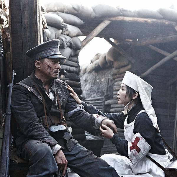 成龍與李冰逼飾演的黃興與徐宗漢為一對革命愛侶